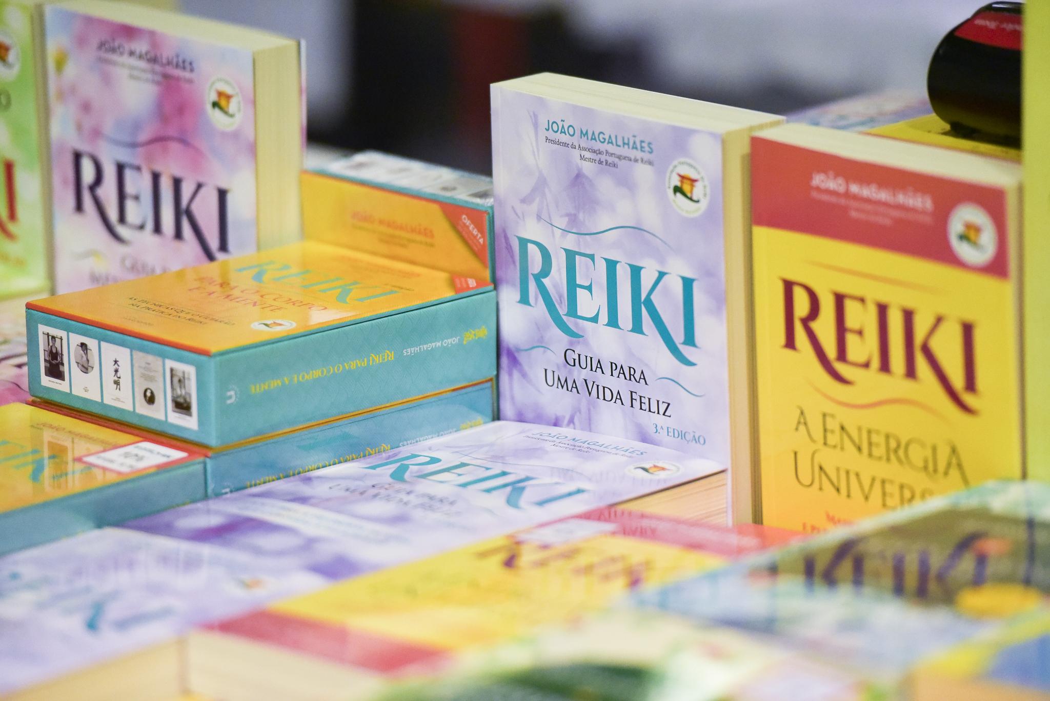 Livros de Reiki para Mestres de Reiki