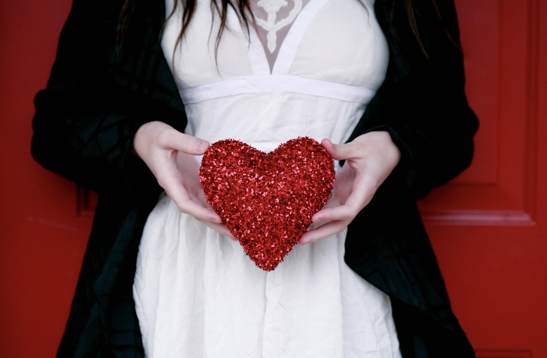 Sentir um buraco no coração – como tratar com Reiki
