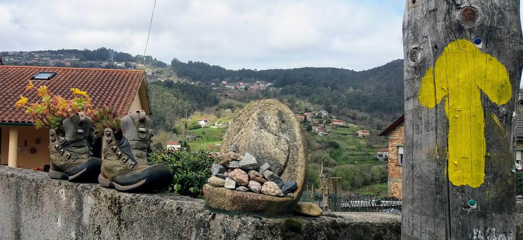Caminho Português de Santiago de Compostela, com o CENIF a Passo (Amadora)