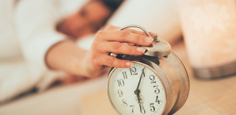 Autotratamento a que horas do dia?