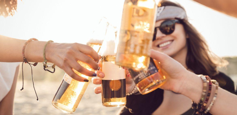 A prática de Reiki e bebidas alcoólicas