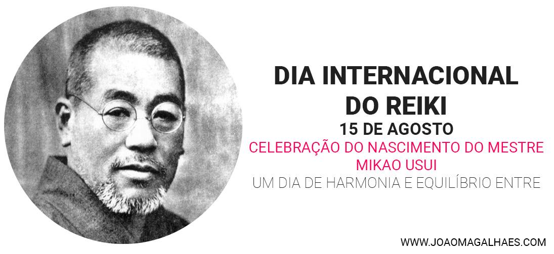 Mikao Usui – 154 anos do nascimento do fundador do Usui Reiki Ryoho