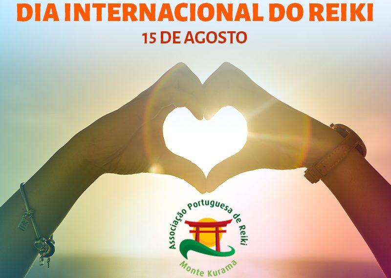 Vamos celebrar o Dia Internacional do Reiki